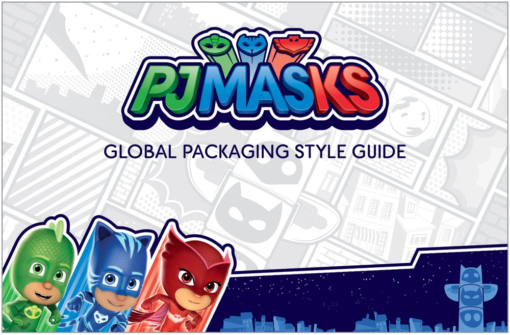 PK Masks Packaging Style Guide