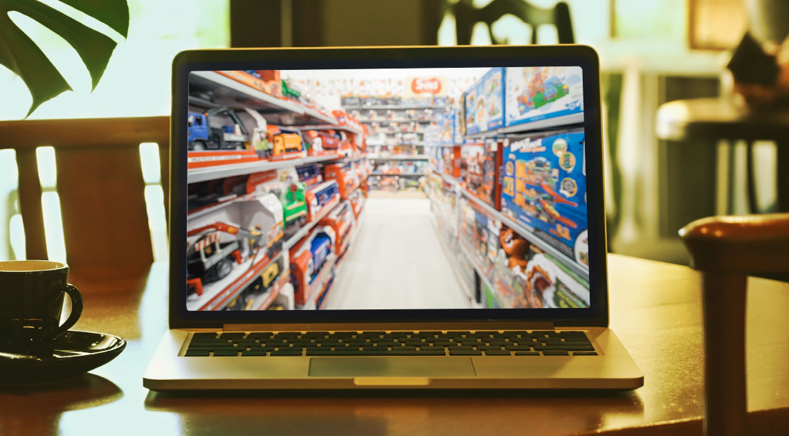 The Role of Toy Packaging in Online Shopping