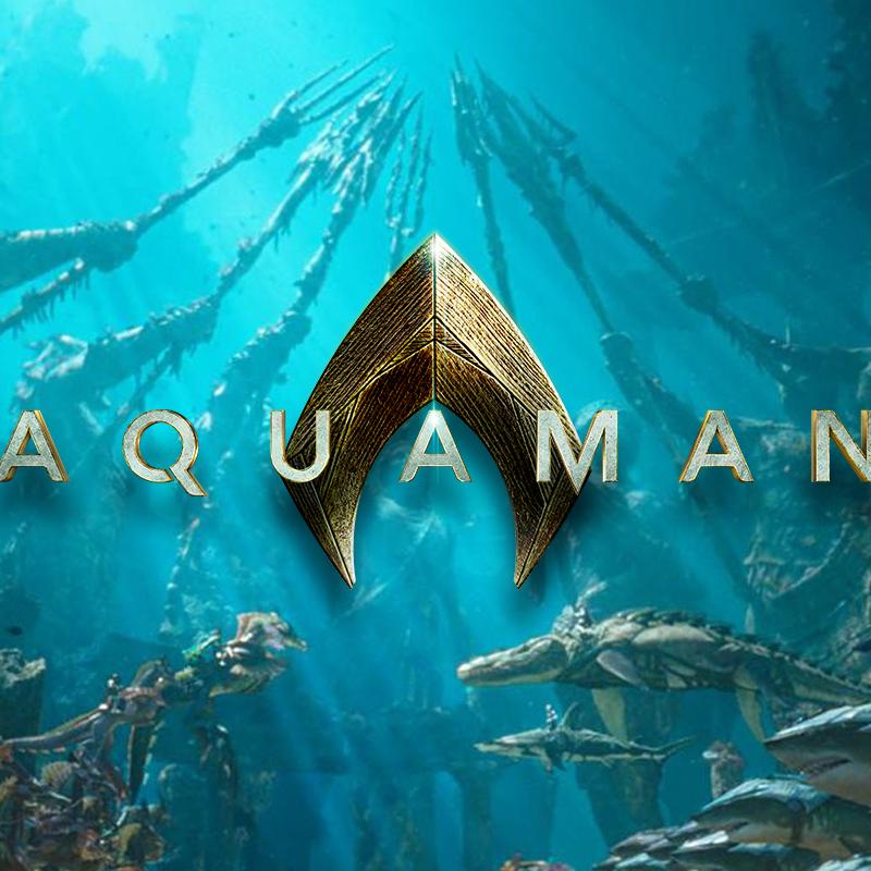 Aquaman Movie Style Guide Design - Portfolio