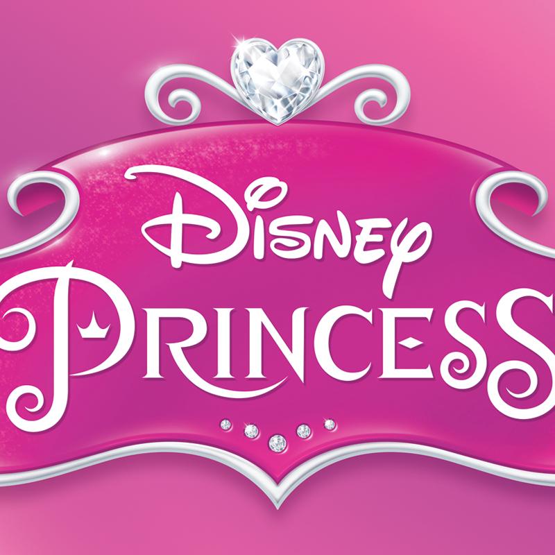 Disney Princess Branding Design - Portfolio