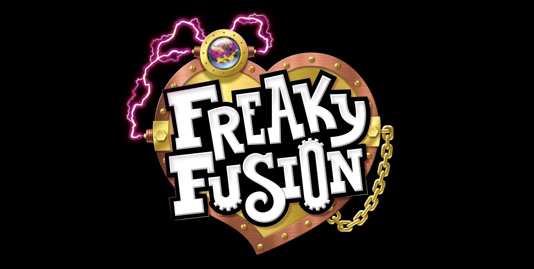 Monster High Freaky Fusion Branding - Panel 2