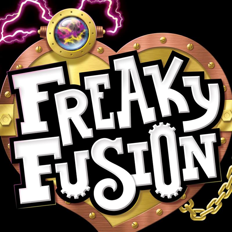 Monster High Freaky Fusion Branding - Portfolio
