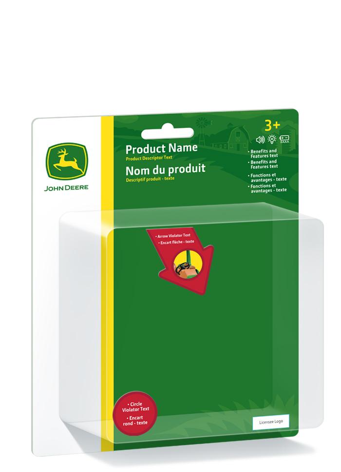 John Deere Packaging Design - Thumb 1