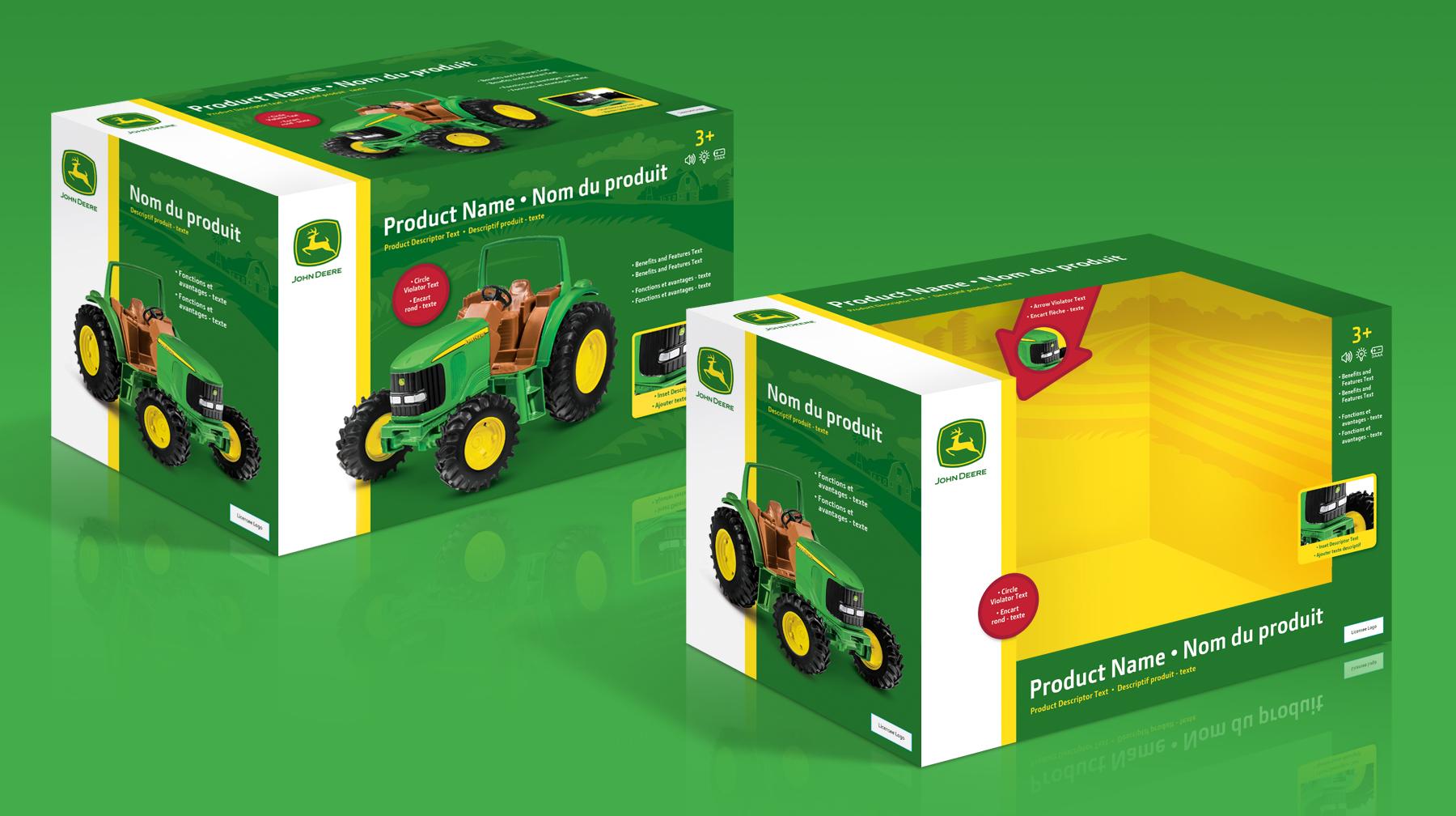 John Deere Packaging Design - Thumb 2