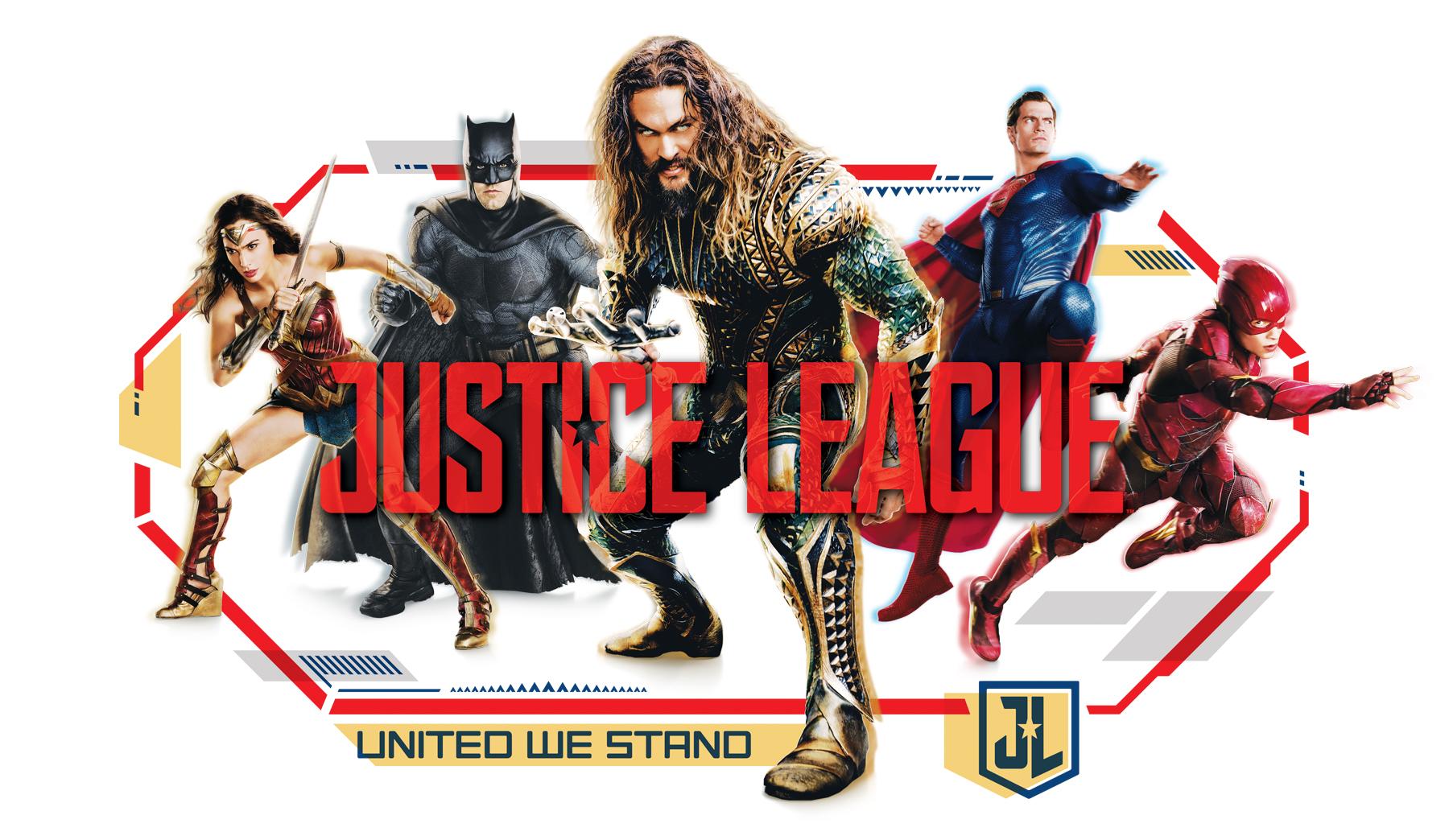Justice League Style Guide Design - Panel 2