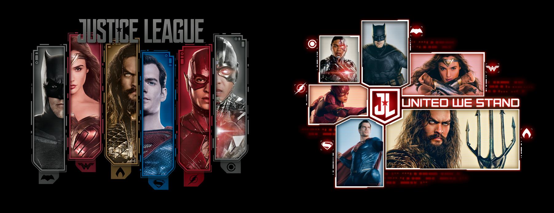 Justice League Style Guide Design - Panel 3