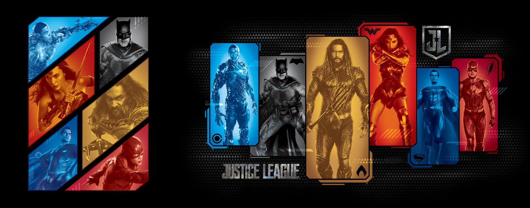 Justice League Style Guide Design - Panel 5