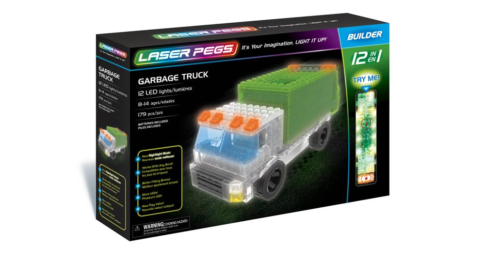 Laser Pegs Branding and Packaging Design - Panel 2