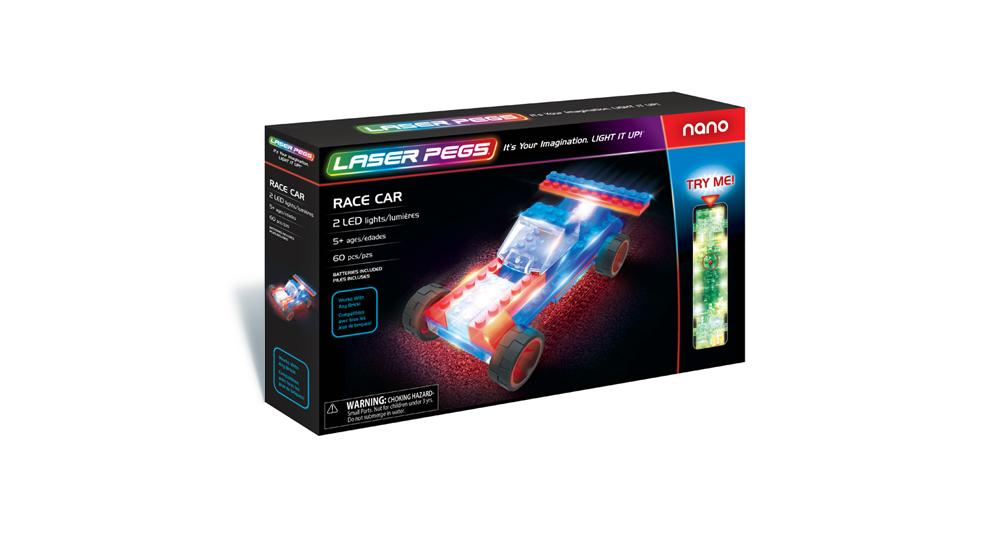 Laser Pegs Branding and Packaging Design - Panel 4