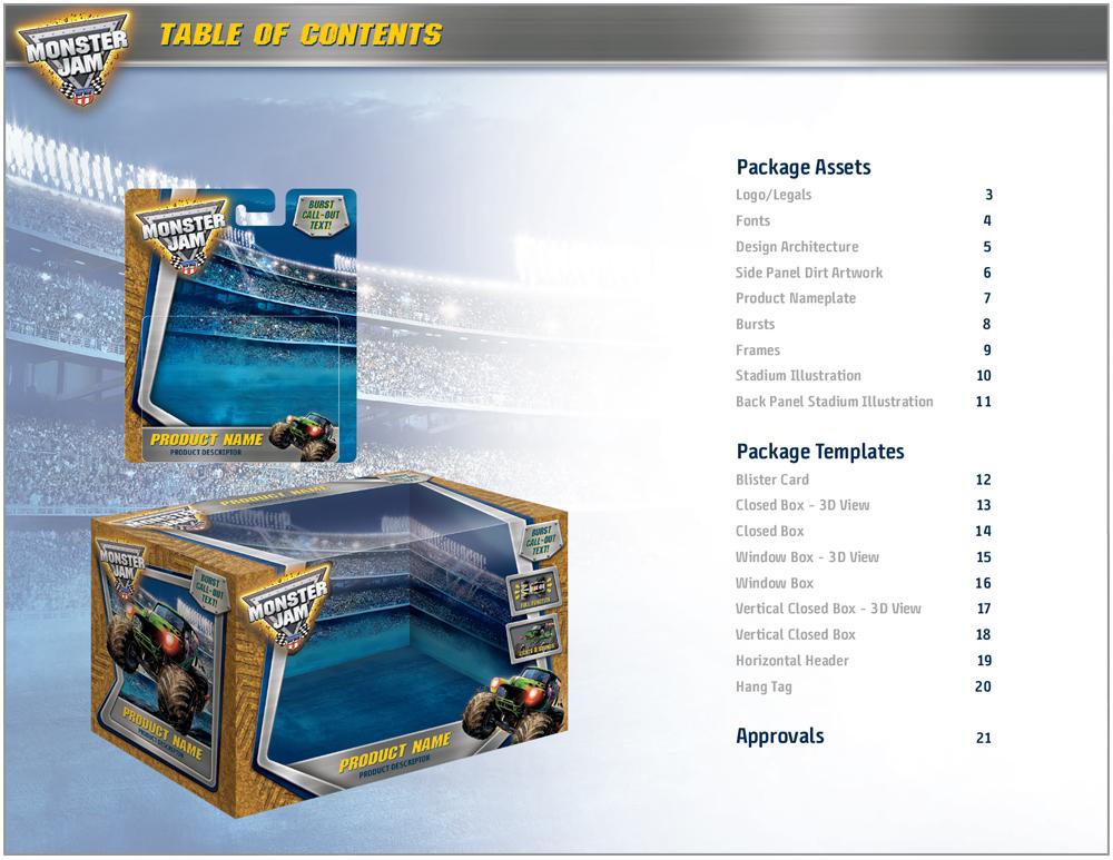 Monster Jam Packaging 2