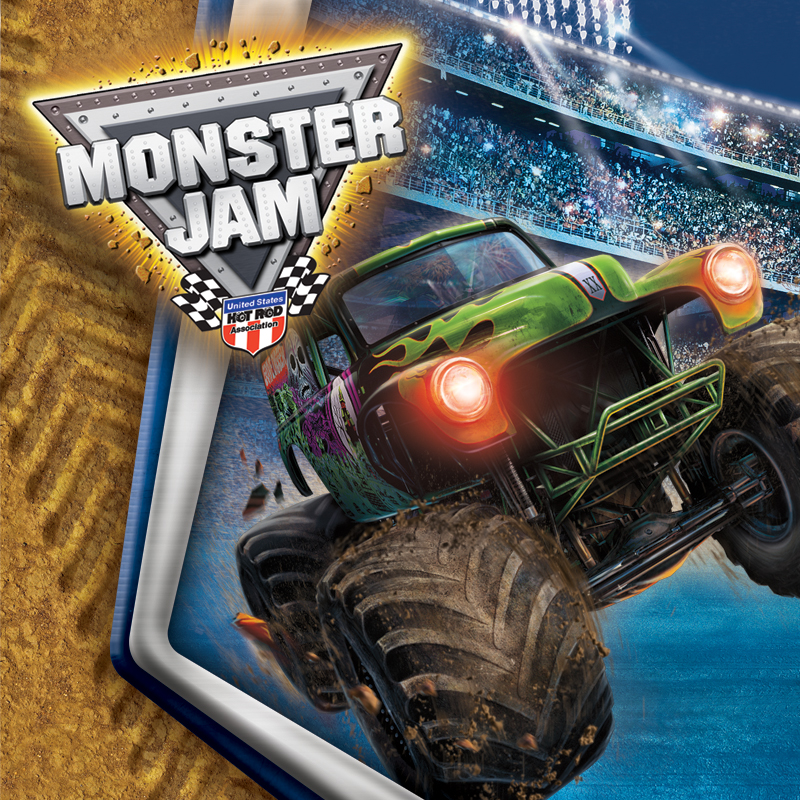 Monster Jam Packaging - Portfolio