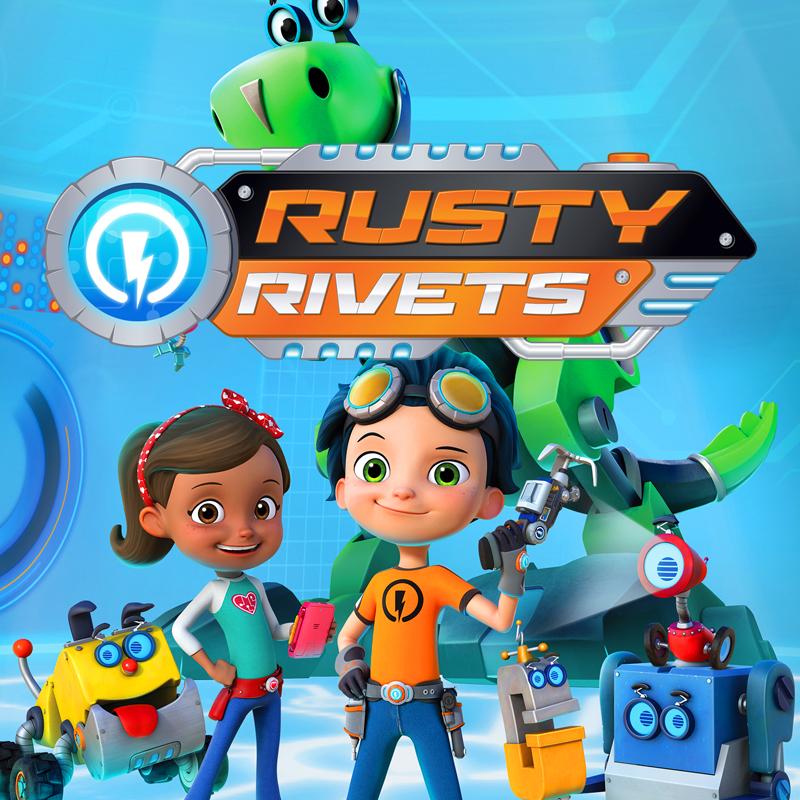 Rusty Rivets Branding - Portfolio