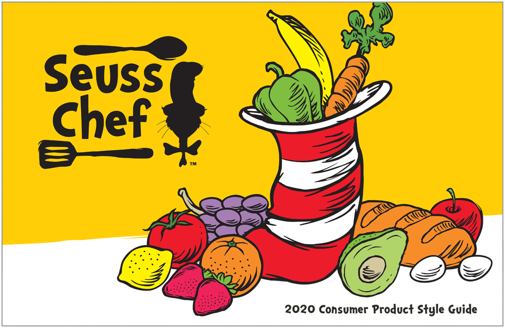 Seuss Chef Style Guide - 1