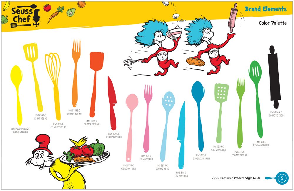 Seuss Chef Style Guide - 3