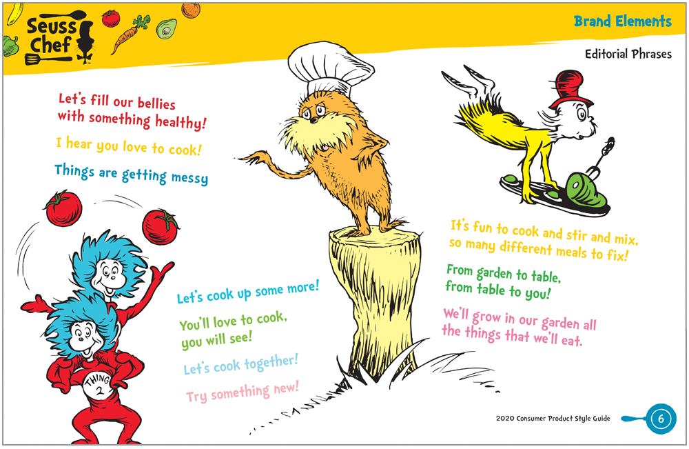 Seuss Chef Style Guide - 4