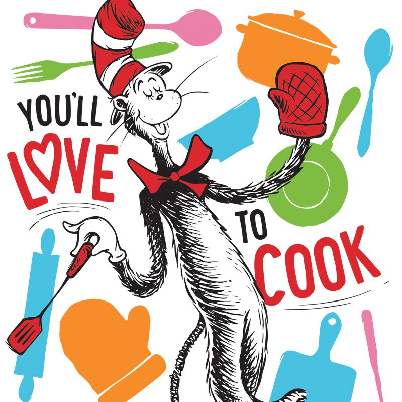 Seuss Chef Style Guide - Portfolio