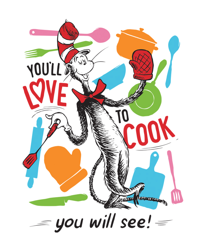 Seuss Chef Style Guide - Panel 1