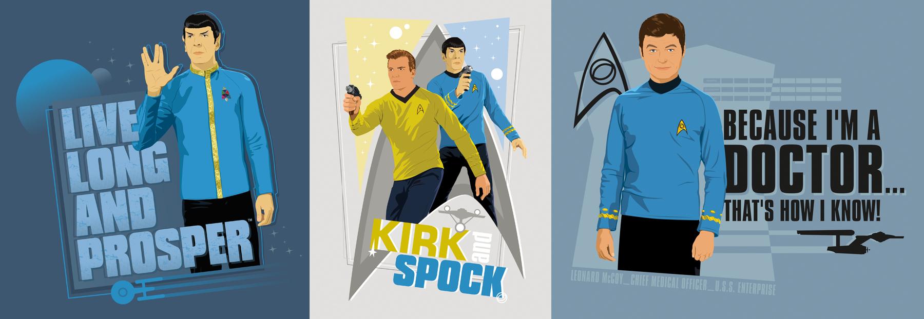 Star Trek Universe Style Guide Design - ID 2