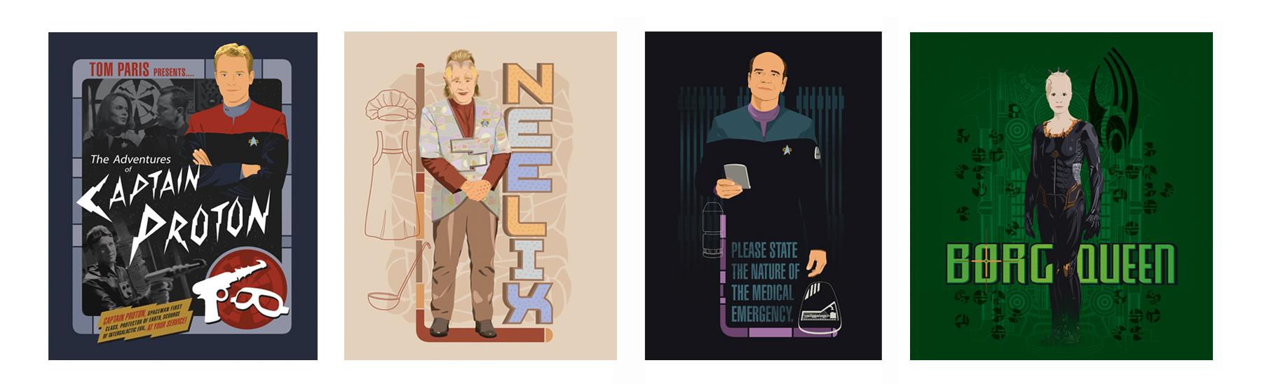 Star Trek Universe Style Guide Design - ID 8