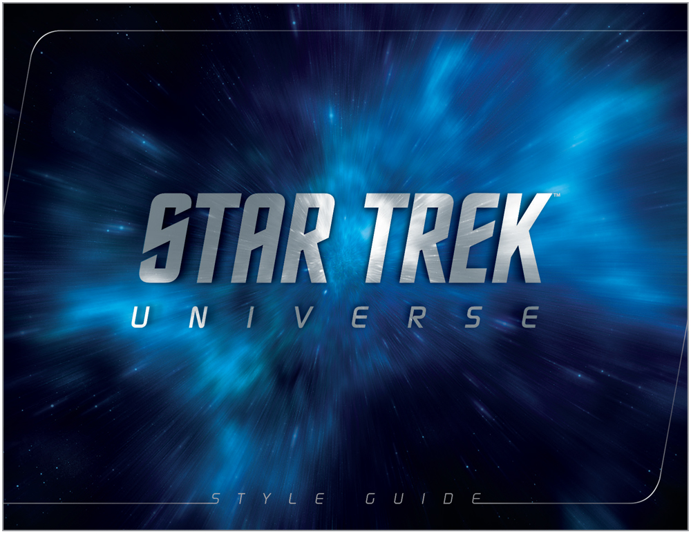 Star Trek Universe Style Guide Design 1