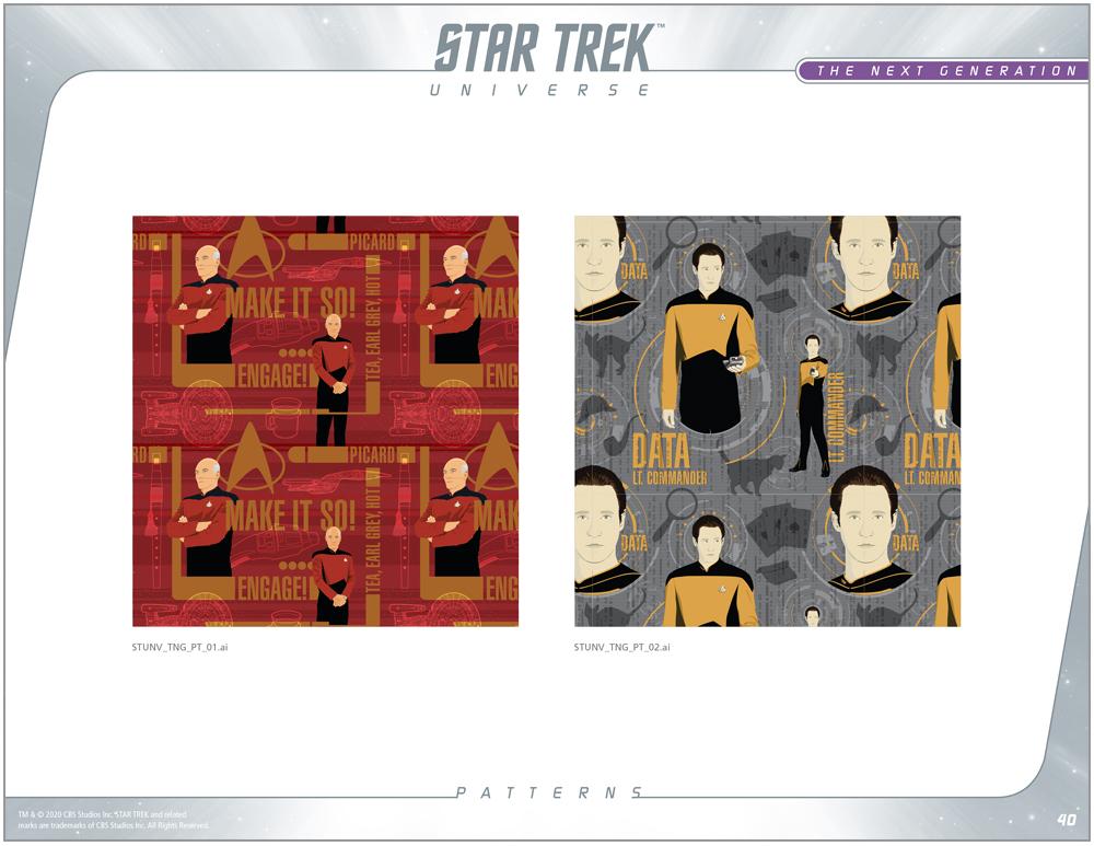 Star Trek Universe Style Guide Design 7