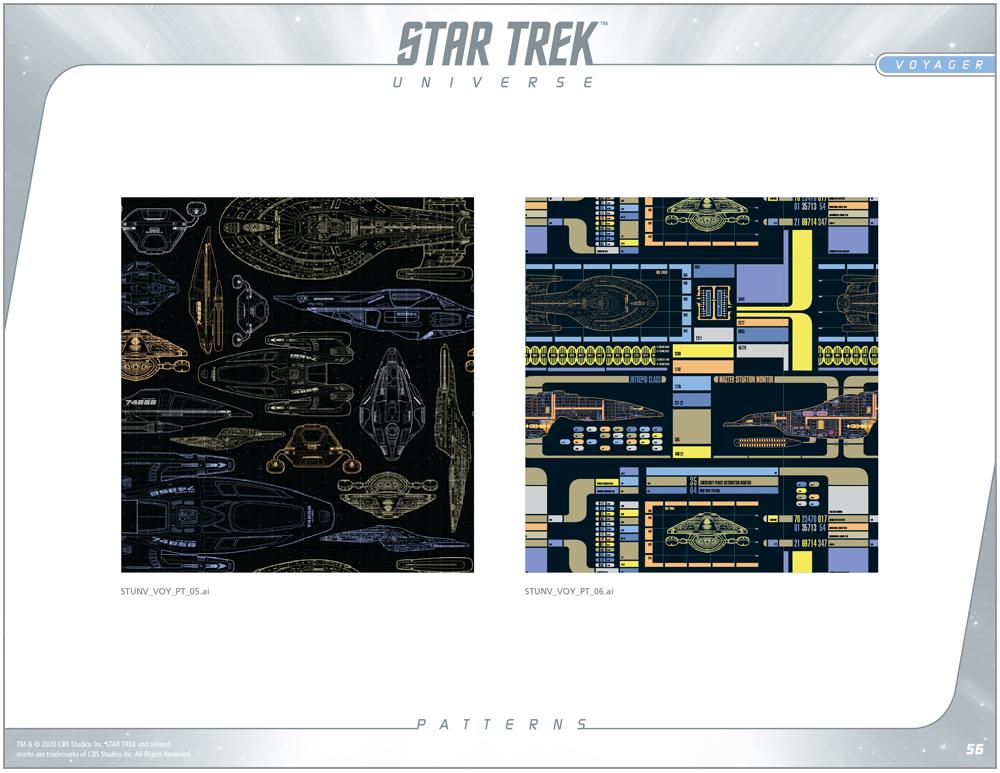 Star Trek Universe Style Guide Design 10