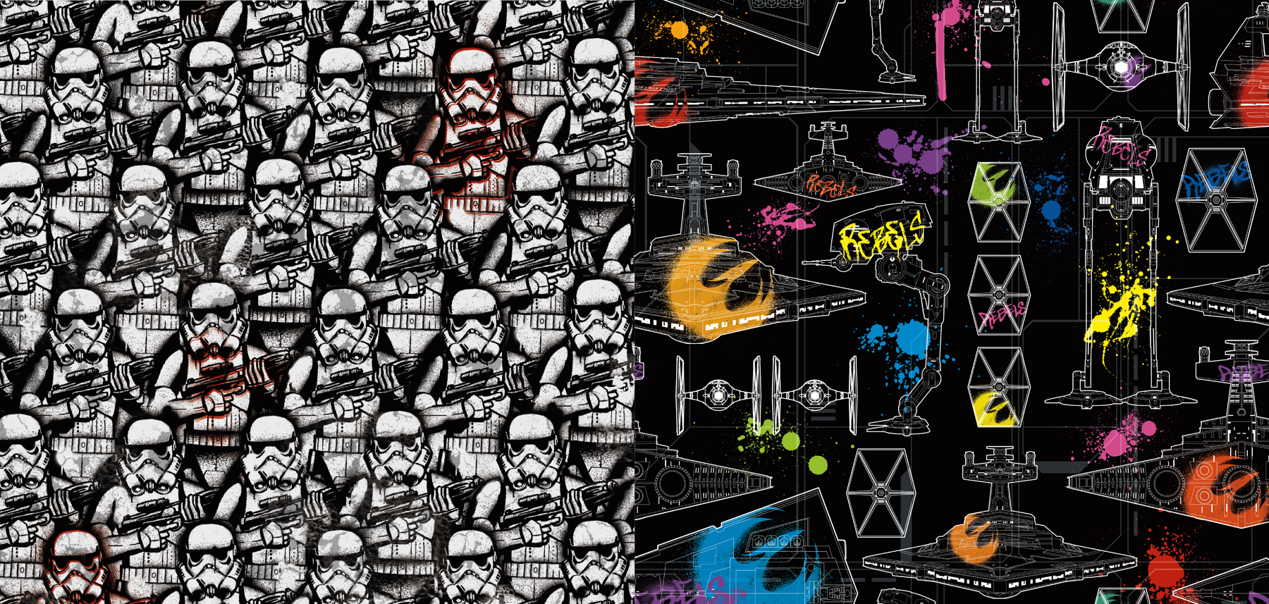 Star Wars: Rebels Style Guide Design - Guide 4