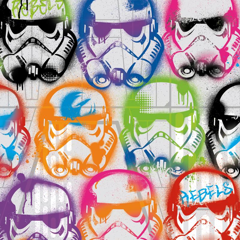Star Wars: Rebels Style Guide Design - Portfolio
