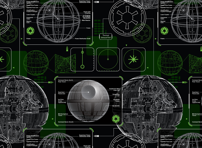 Rogue One: A Star Wars Story Style Guide Design - a1
