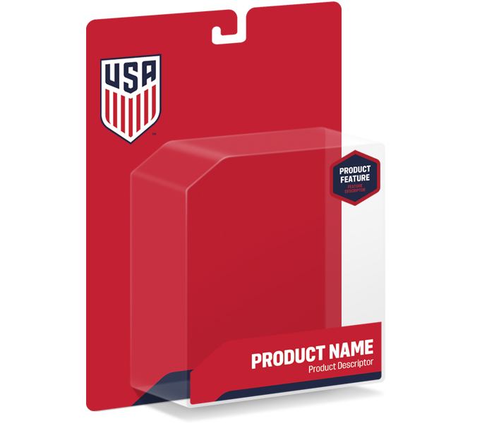U.S. Soccer Packaging - Package 1