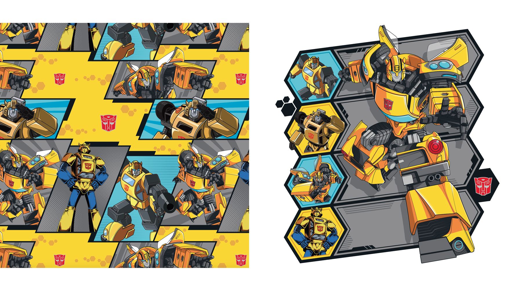 Transformers - Bumblebee Target Exclusive Style Guide - Panel 5