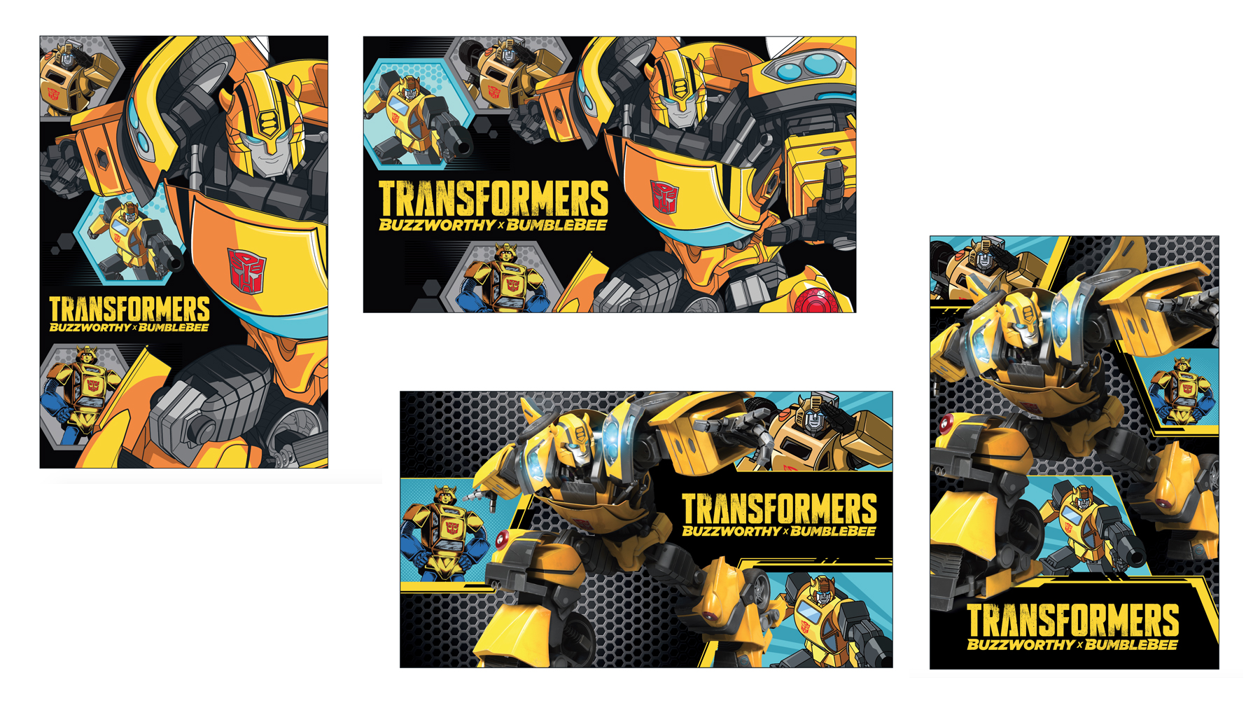 Transformers - Bumblebee Target Exclusive Style Guide - Panel 6