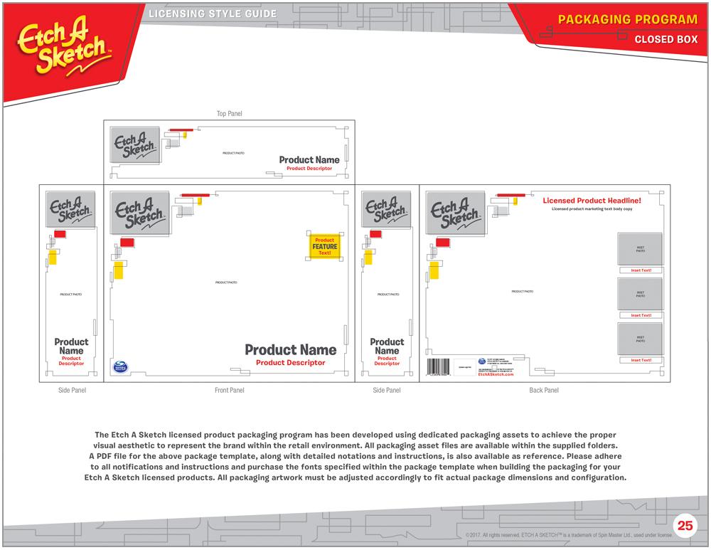 Etch-A-Sketch Style Guide Design 6