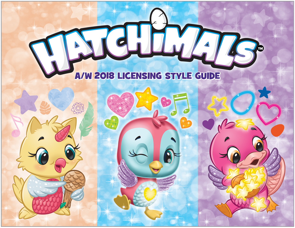 Hatchimals Style Guide - 1