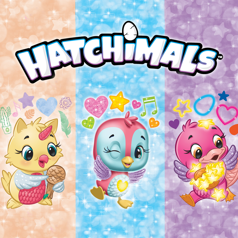 Hatchimals Style Guide - Portfolio