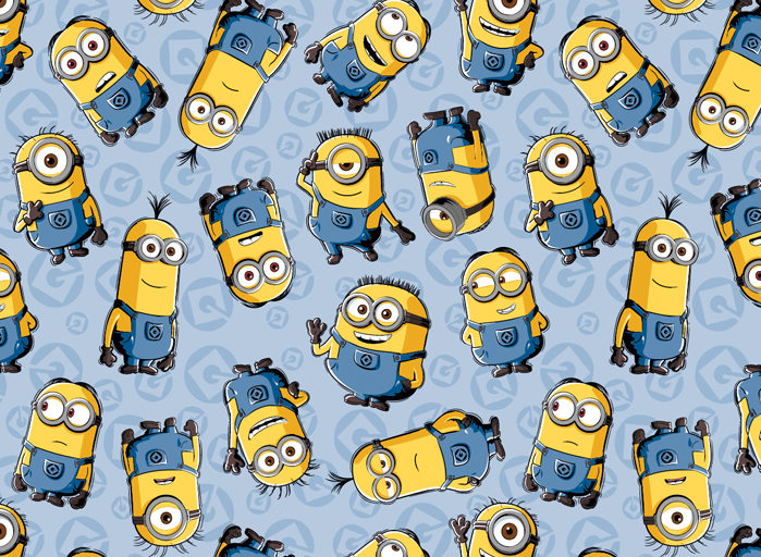 Minions Character Pattern Style Guide Design - Thumb 1