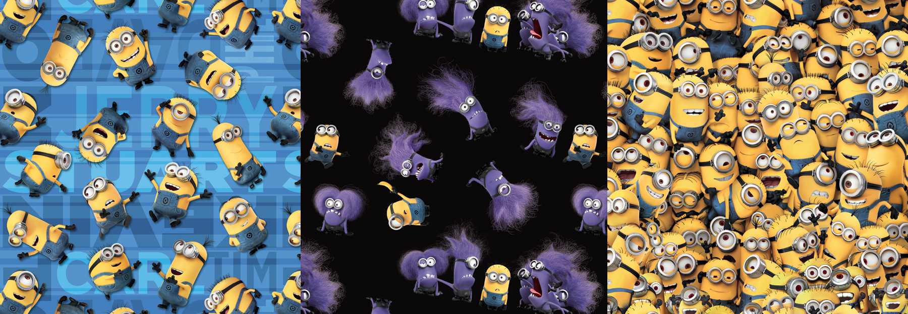 Minions Character Pattern Style Guide Design - Thumb 2