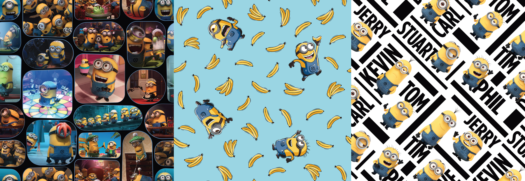 Minions Character Pattern Style Guide Design - Thumb 3