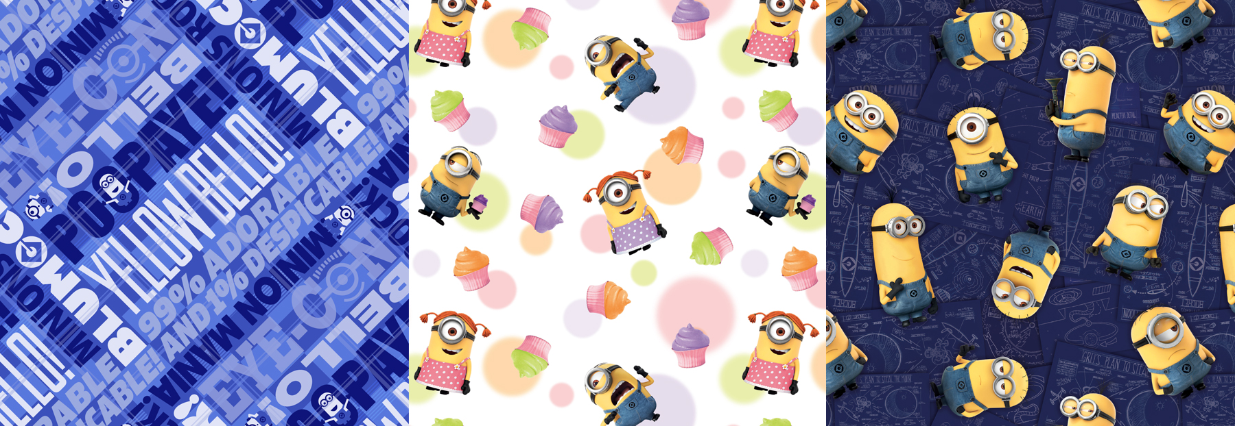 Minions Character Pattern Style Guide Design - Thumb 4