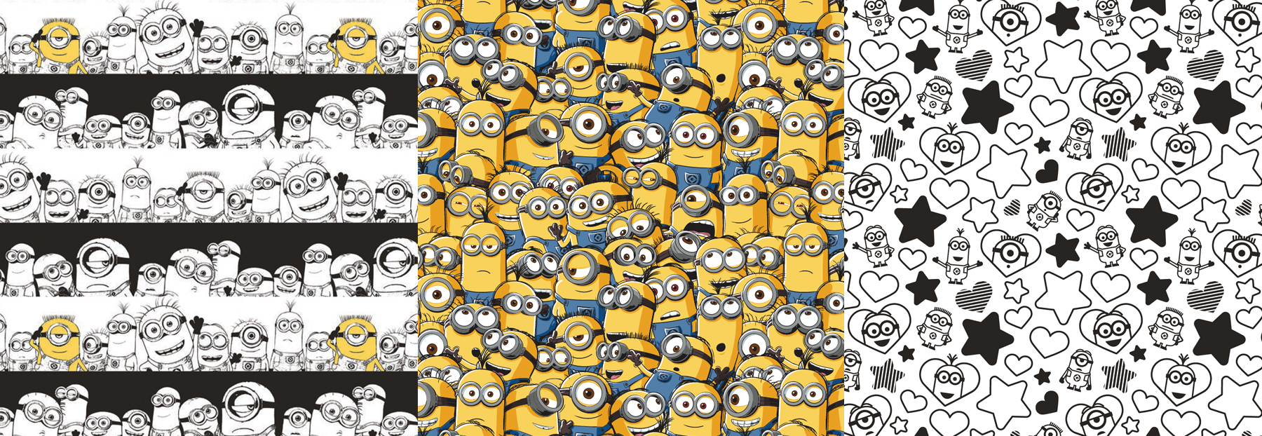 Minions Character Pattern Style Guide Design - Thumb 5