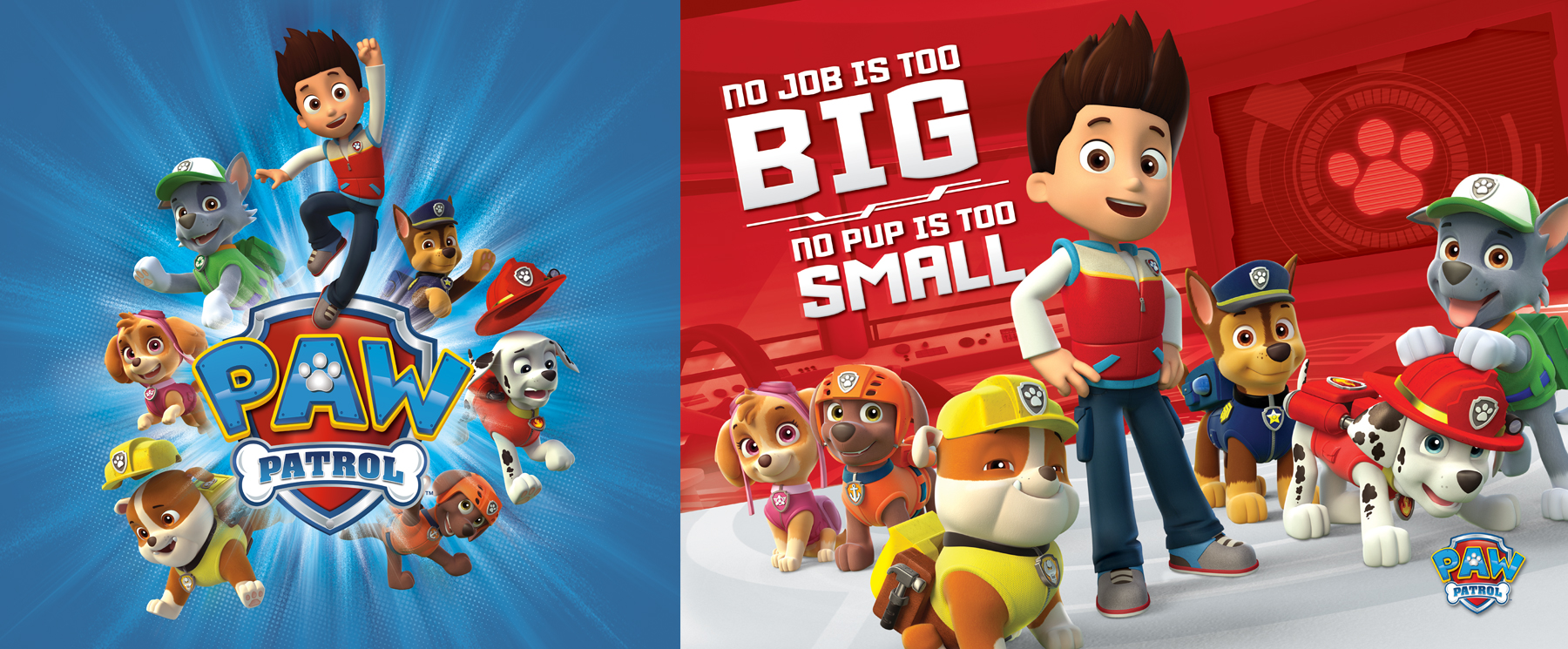Paw Patrol Style Guide Design - Thumb 2