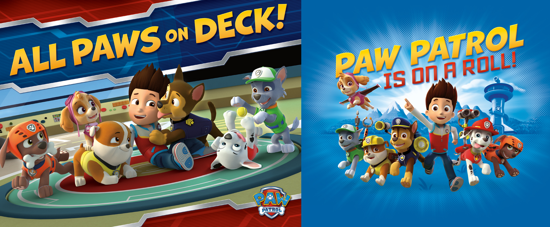 Paw Patrol Style Guide Design - Thumb 3