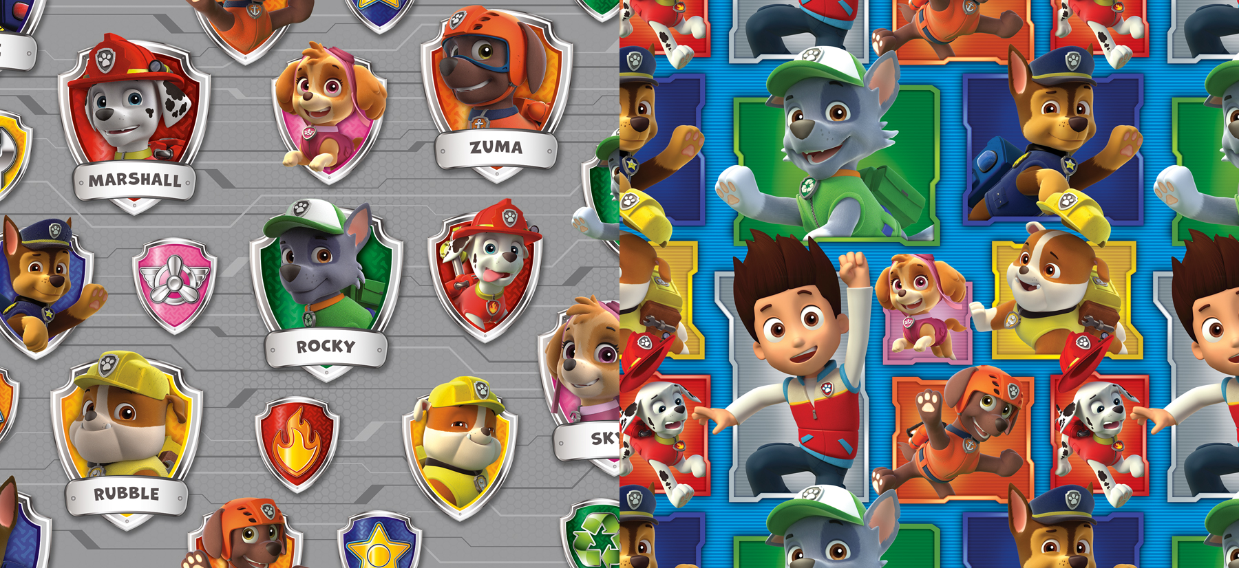 Paw Patrol Style Guide Design - Thumb 6