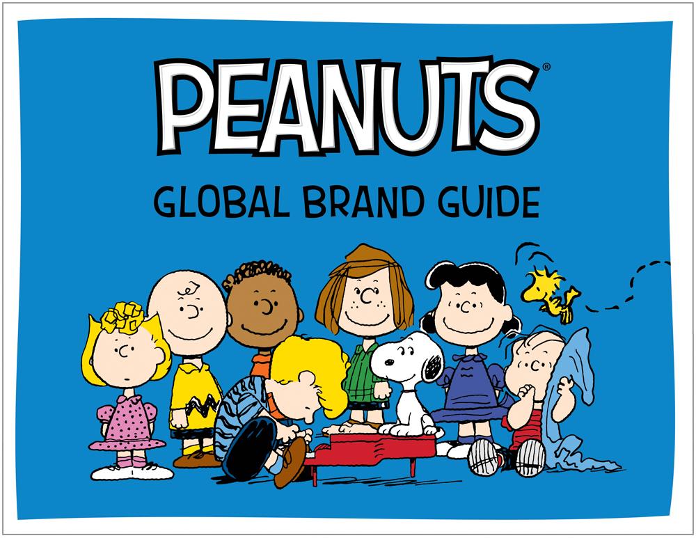 Peanuts Global Brand Guide 1