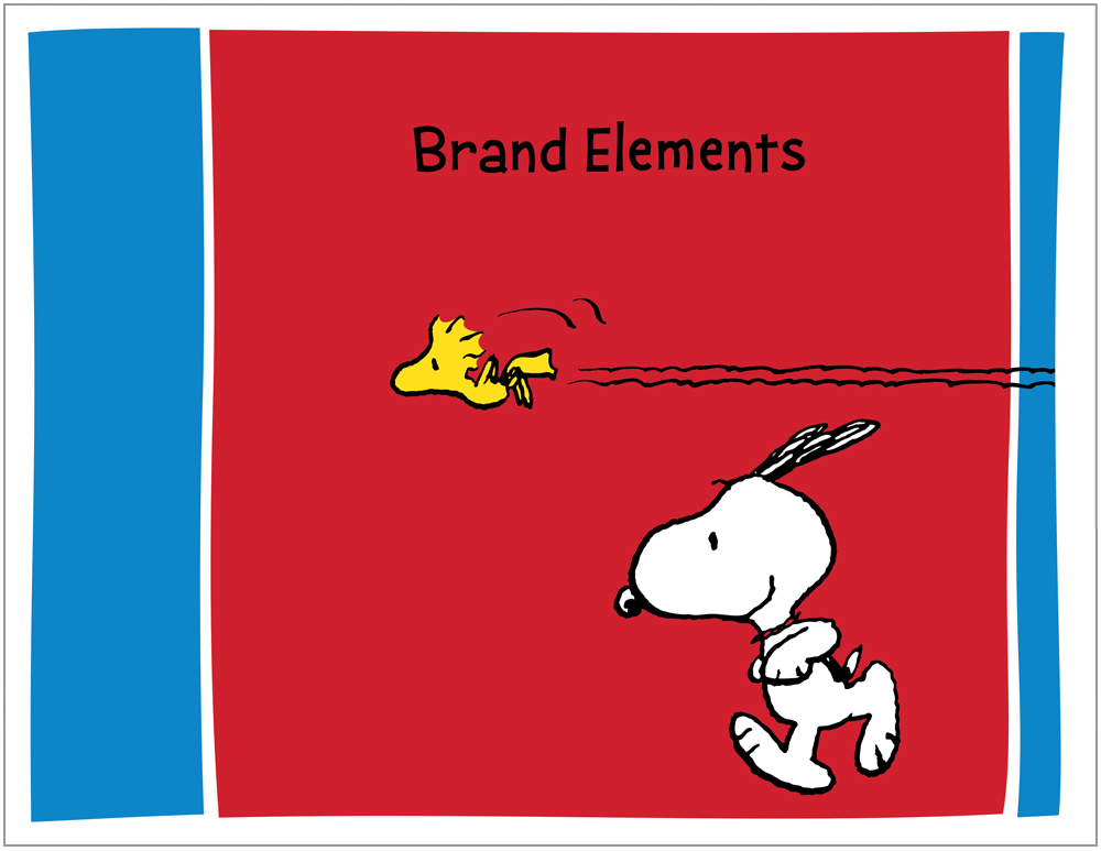Peanuts Global Brand Guide 4