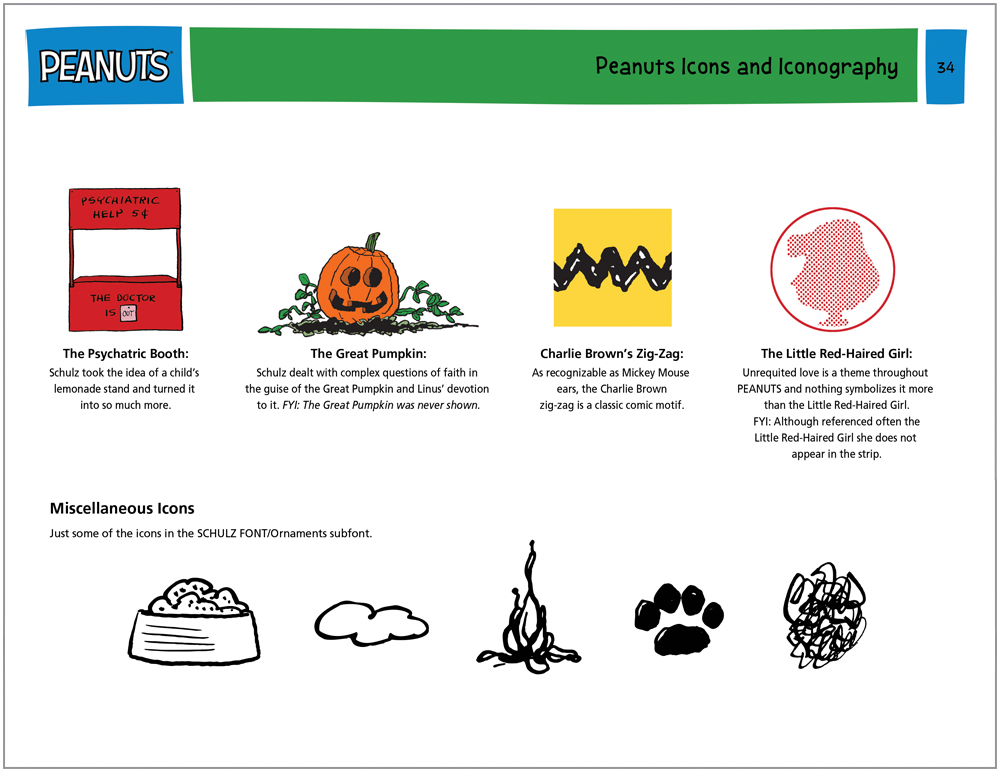 Peanuts Global Brand Guide 16