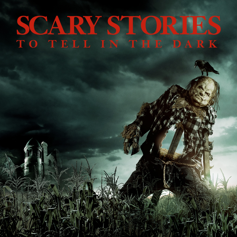 Scary Stories to Tell in the Dark Character Artwork - Portfolio