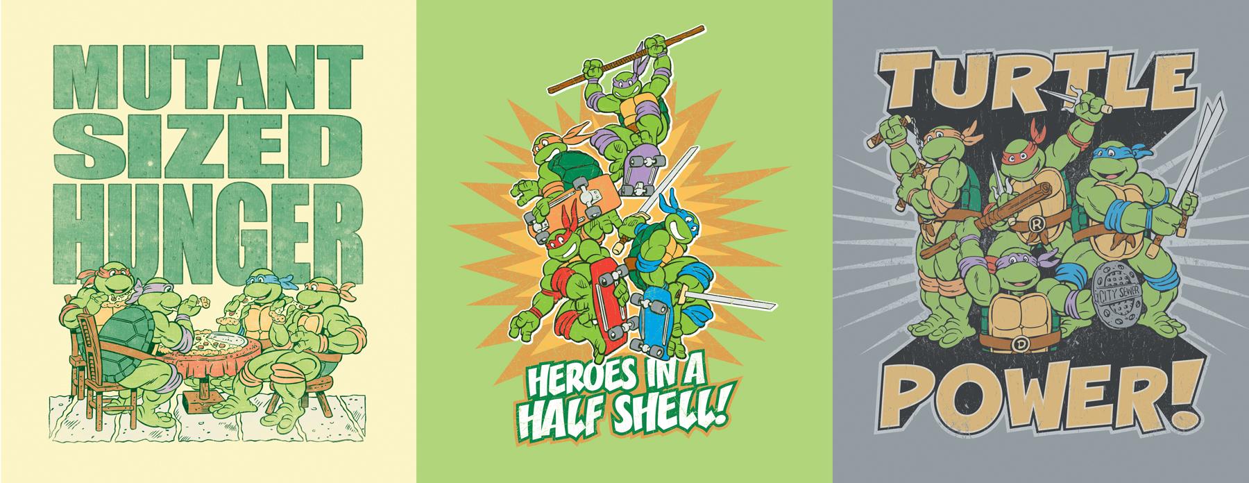 Teenage Mutant Ninja Turtles Classic Style Guides - ID 2