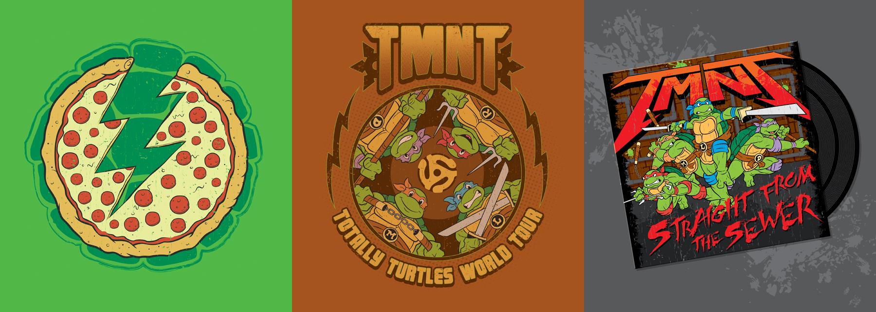 Teenage Mutant Ninja Turtles Classic Style Guides - ID 8