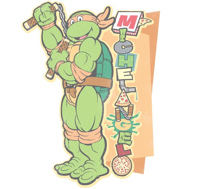 Teenage Mutant Ninja Turtles Classic Style Guides - ID 1